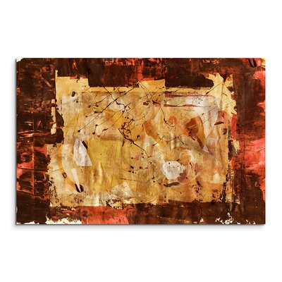PaulSinusArt Enigma Abstrakt 754 Painting Print on Canvas