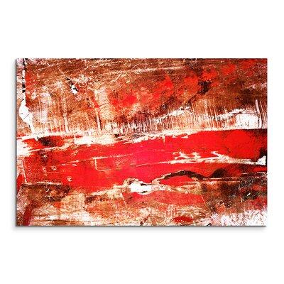 PaulSinusArt Enigma Abstrakt 928 Painting Print on Canvas