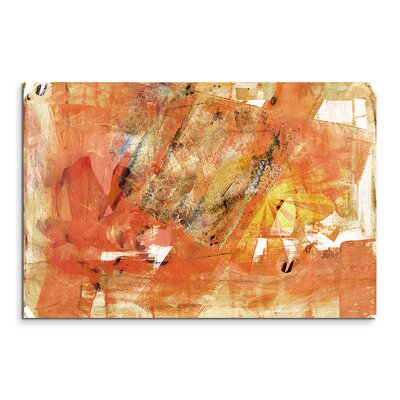 PaulSinusArt Enigma Abstrakt 929 Painting Print on Canvas
