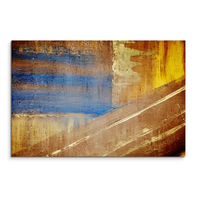 PaulSinusArt Enigma Abstrakt 937 Painting Print on Canvas
