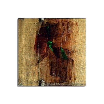 PaulSinusArt Enigma Abstrakt 169 Painting Print on Canvas