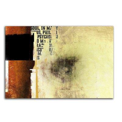 PaulSinusArt Enigma Abstrakt 098 Painting Print on Canvas