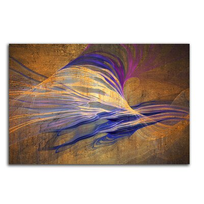 PaulSinusArt Enigma Abstrakt 101 Painting Print on Canvas