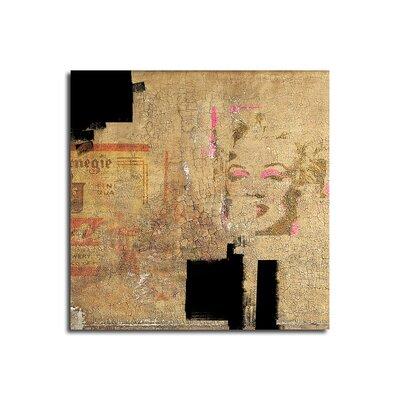 PaulSinusArt Enigma Abstrakt 178 Painting Print on Canvas