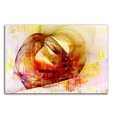 PaulSinusArt Enigma Abstrakt 113 Painting Print on Canvas