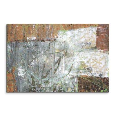 PaulSinusArt Enigma Abstrakt 1434 Painting Print on Canvas