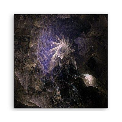 PaulSinusArt Enigma Abstrakt 1023 Painting Print on Canvas