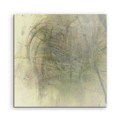 PaulSinusArt Enigma Abstrakt 1026 Painting Print on Canvas