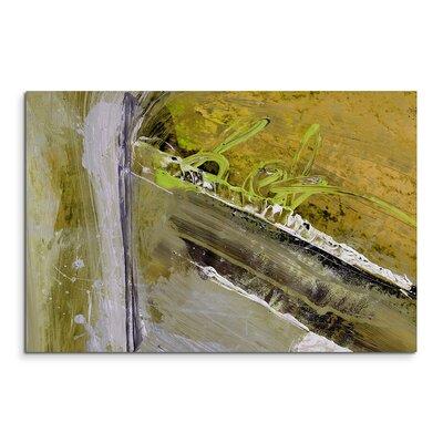 PaulSinusArt Enigma Abstrakt 644 Painting Print on Canvas