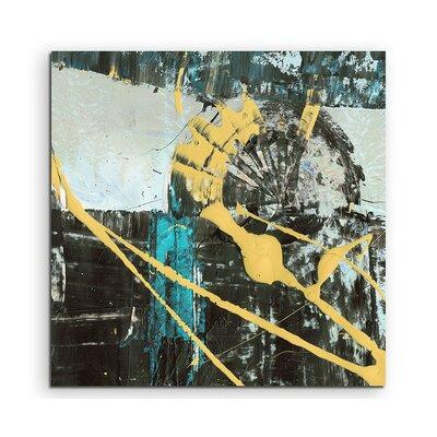 PaulSinusArt Enigma Abstrakt 529 Painting Print on Canvas