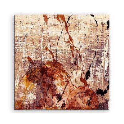 PaulSinusArt Enigma Abstrakt 530 Painting Print on Canvas