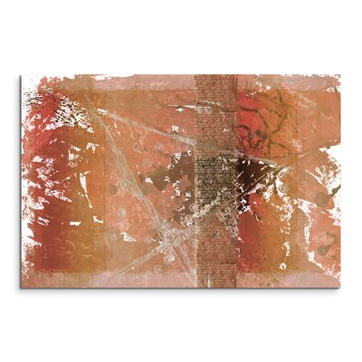 PaulSinusArt Enigma Abstrakt 663 Painting Print on Canvas