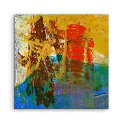 PaulSinusArt Enigma Abstrakt 541 Painting Print on Canvas