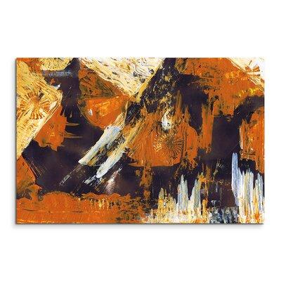 PaulSinusArt Enigma Abstrakt 862 Painting Print on Canvas