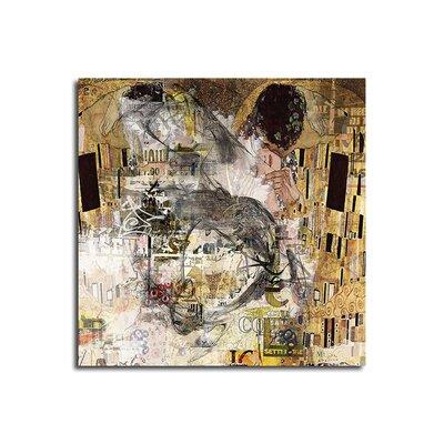 PaulSinusArt Enigma Abstrakt 476 Painting Print on Canvas