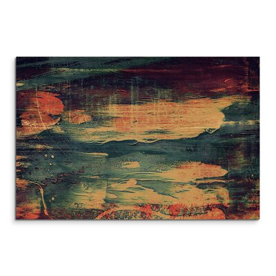 PaulSinusArt Enigma Abstrakt 874 Painting Print on Canvas