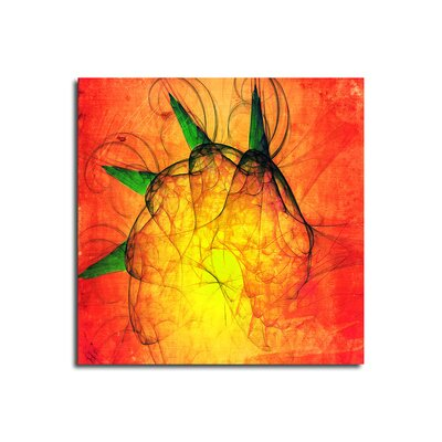 PaulSinusArt Enigma Abstrakt 046 Painting Print on Canvas