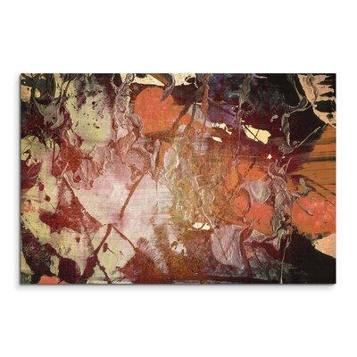 PaulSinusArt Enigma Abstrakt 876 Painting Print on Canvas