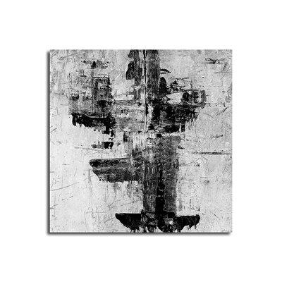 PaulSinusArt Enigma Abstrakt 050 Painting Print on Canvas