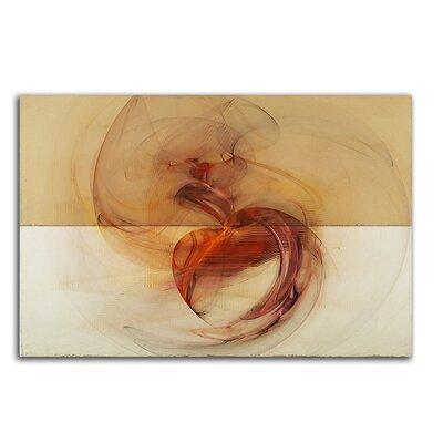 PaulSinusArt Enigma Abstrakt 061 Painting Print on Canvas