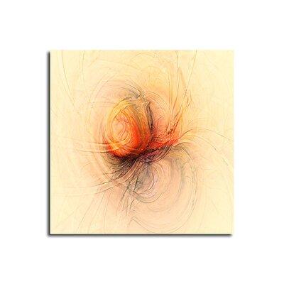PaulSinusArt Enigma Abstrakt 204 Painting Print on Canvas