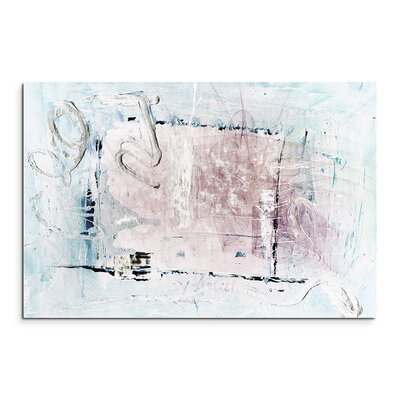 PaulSinusArt Enigma Abstrakt 1217 Painting Print on Canvas