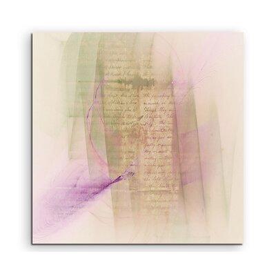 PaulSinusArt Enigma Abstrakt 1091 Painting Print on Canvas