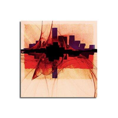 PaulSinusArt Enigma Abstrakt 221 Painting Print on Canvas