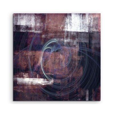 PaulSinusArt Enigma Abstrakt 1102 Painting Print on Canvas