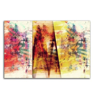 PaulSinusArt Enigma Abstrakt 268 Painting Print on Canvas