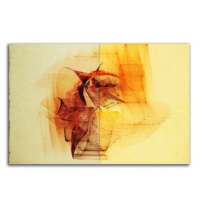 PaulSinusArt Enigma Abstrakt 269 Painting Print on Canvas