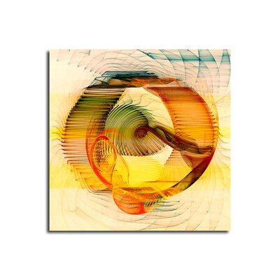 PaulSinusArt Enigma Abstrakt 227 Painting Print on Canvas