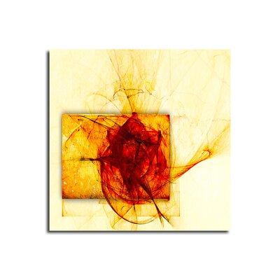 PaulSinusArt Enigma Abstrakt 350 Painting Print on Canvas