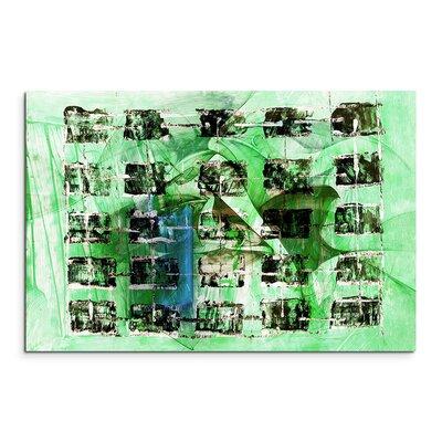 PaulSinusArt Enigma Abstrakt 1402 Painting Print on Canvas
