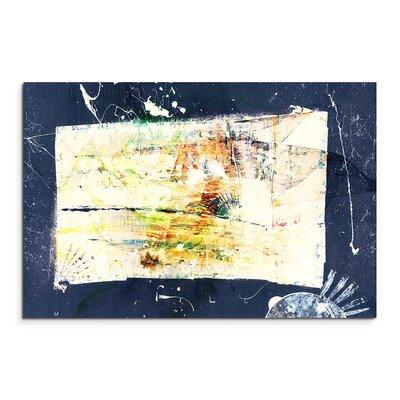 PaulSinusArt Enigma Abstrakt 1411 Painting Print on Canvas