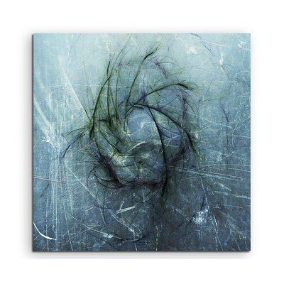 PaulSinusArt Enigma Abstrakt 1108 Painting Print on Canvas