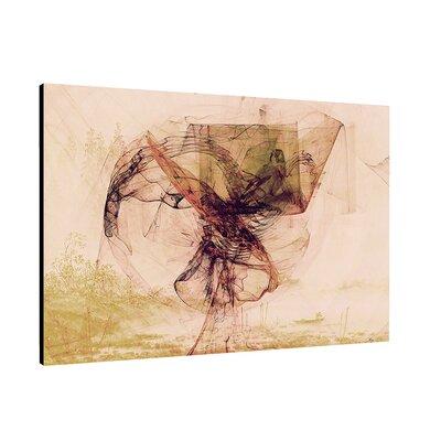 PaulSinusArt Enigma Abstrakt 278 Painting Print on Canvas