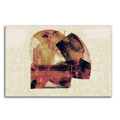 PaulSinusArt Enigma Abstrakt 283 Painting Print on Canvas
