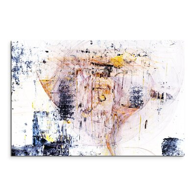 PaulSinusArt Enigma Abstrakt 1419 Painting Print on Canvas