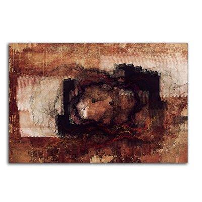 PaulSinusArt Enigma Abstrakt 458 Painting Print on Canvas