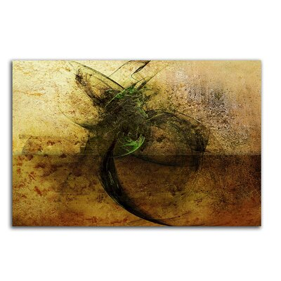 PaulSinusArt Enigma Abstrakt 463 Painting Print on Canvas