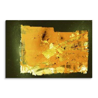 PaulSinusArt Enigma Abstrakt 808 Painting Print on Canvas