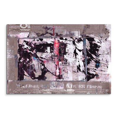 PaulSinusArt Enigma Abstrakt 811 Painting Print on Canvas