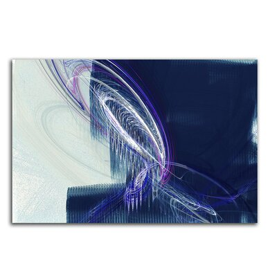 PaulSinusArt Enigma Abstrakt 464 Painting Print on Canvas