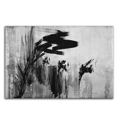 PaulSinusArt Enigma Abstrakt 466 Painting Print on Canvas