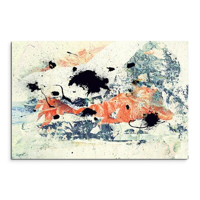 PaulSinusArt Enigma Abstrakt 1047 Painting Print on Canvas