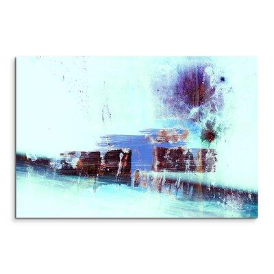 PaulSinusArt Enigma Abstrakt 814 Painting Print on Canvas