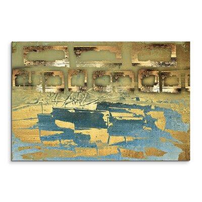 PaulSinusArt Enigma Abstrakt 816 Painting Print on Canvas