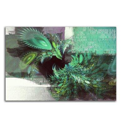 PaulSinusArt Enigma Abstrakt 478 Painting Print on Canvas