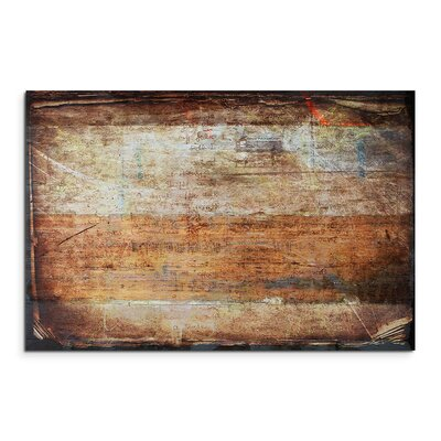 PaulSinusArt Enigma Abstrakt 1053 Painting Print on Canvas
